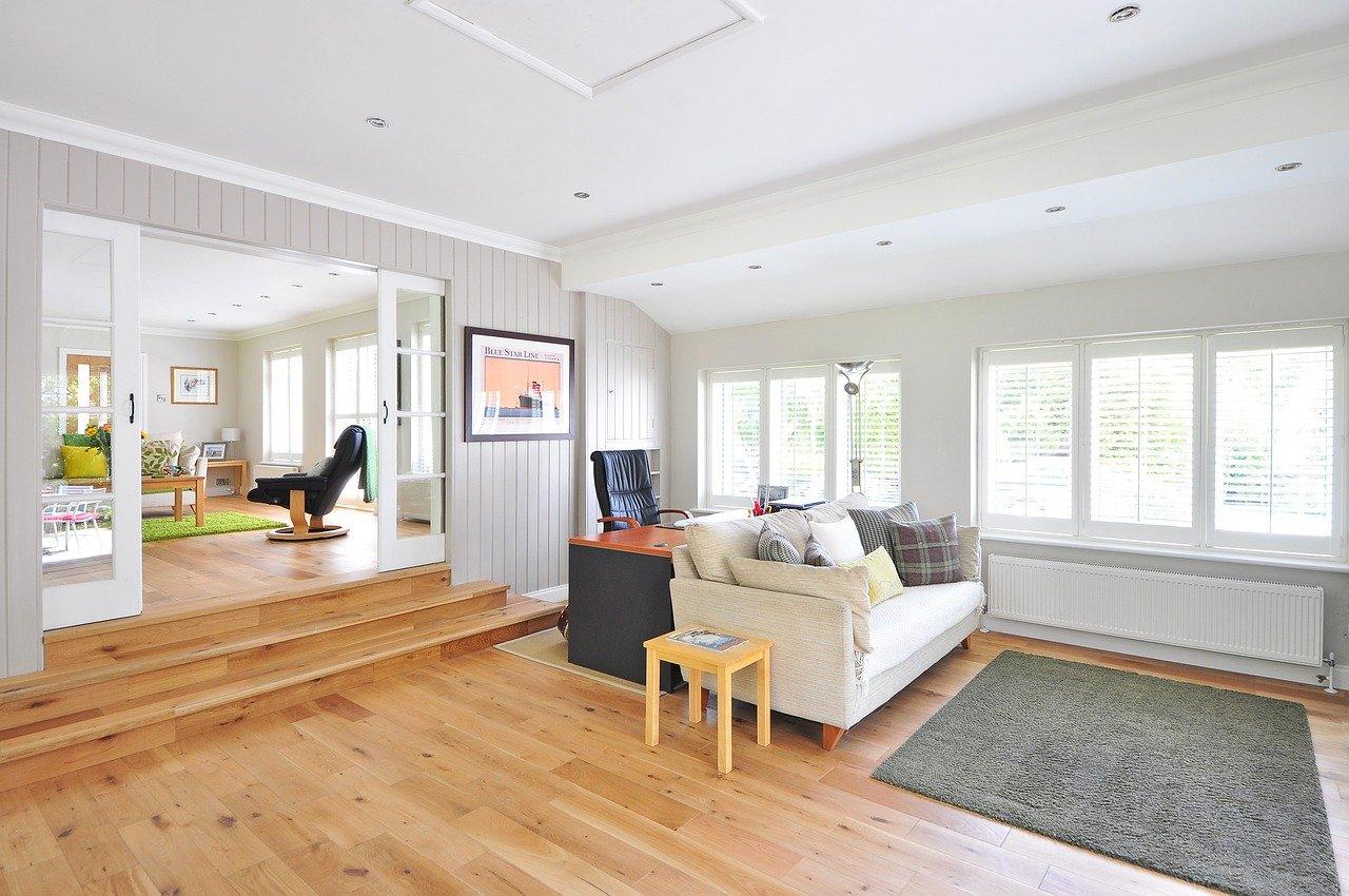 Zelf houten vloer schuren